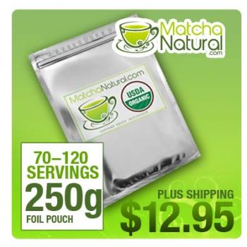 Matcha Natural - 250g Packet