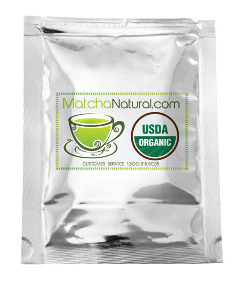 Matcha Natural - 1.5kg (2.7 lbs) Packet